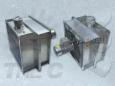 Appareil de chauffage anti-déflagrant +ATEX système de ventilation