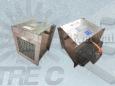appareil de chauffage avec ventilateur 380V-3kW
