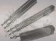résistance électrique à ailettes