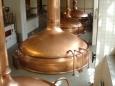 Brasserie de bière en cuivre