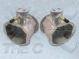 réchauffeur de conduit d'air antidéflagrant 400v-3kw