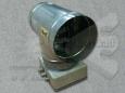 serpentin de chauffage électrique pour conduits d'air cylindriques