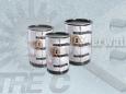 Réchauffeur de tambour 0-200 avec thermorégulateur