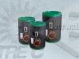 Réchauffeur de tambour 0-90 avec thermorégulateur