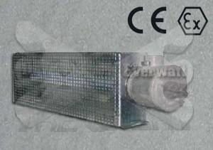 Résistances anticondensation ATEX de chauffage d'air anticondensation