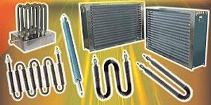Résistances électriques pour le secteur du emballage