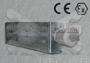 Thermoconvecteurs ATEX pour le chauffage de l'air statique