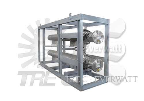 Skids de thermorégulation air/gaz