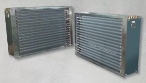 Batteries de chauffage air