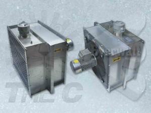 Aérothermes électriques ATEX (batteries électriques avec ventilateur)